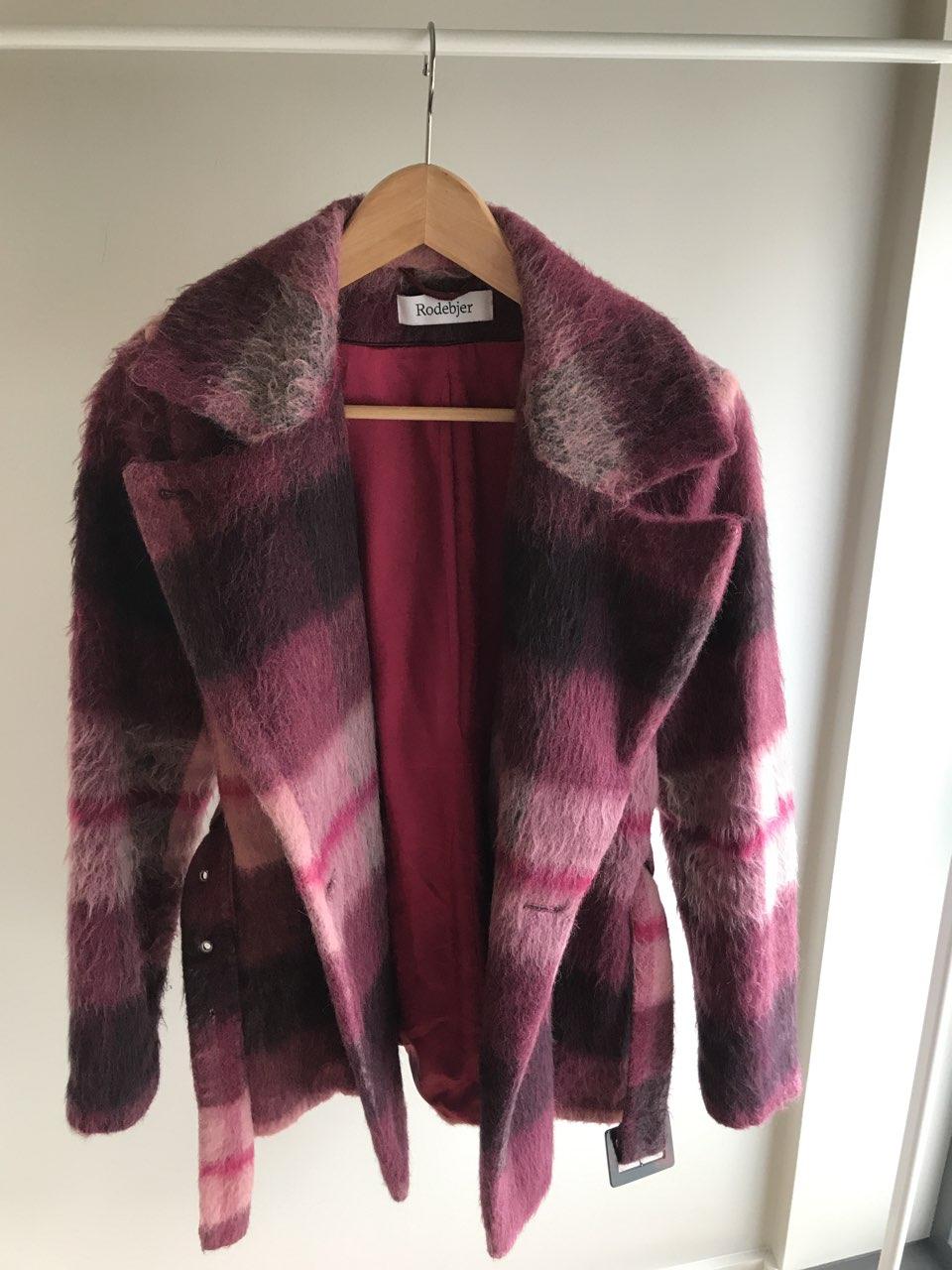 rodebjer jakke