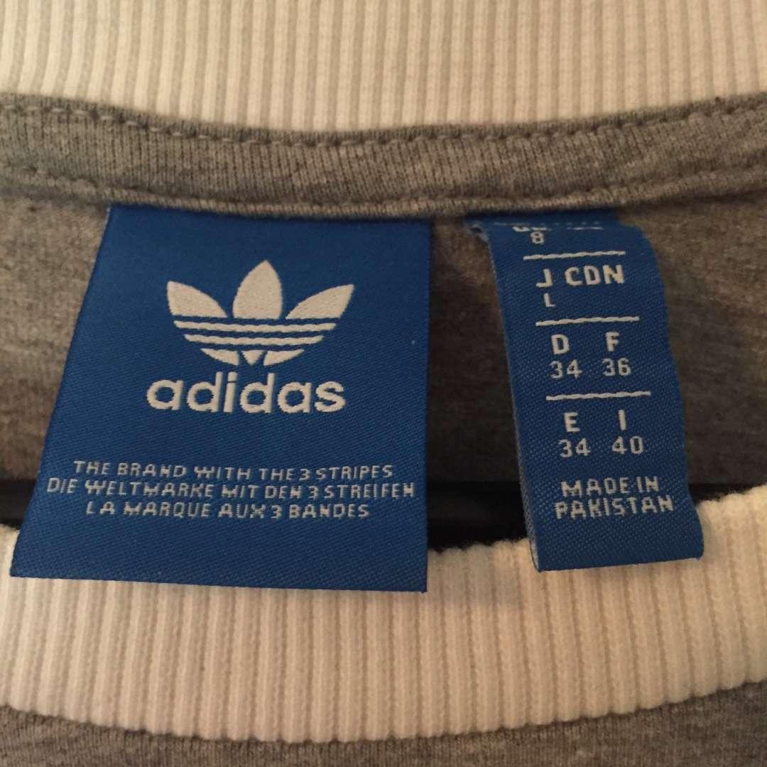 Adidas tynn genser • Tise