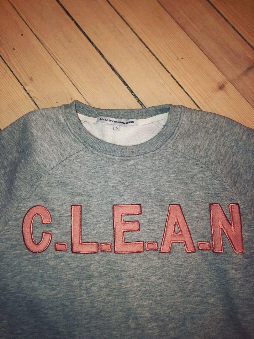 Ubrukt C.L.E.A.N genser fra Christina Ledang   FINN.no