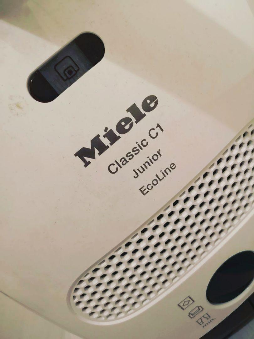 MIELE CLAC1ECOWHITE STØVSUGER Power.no