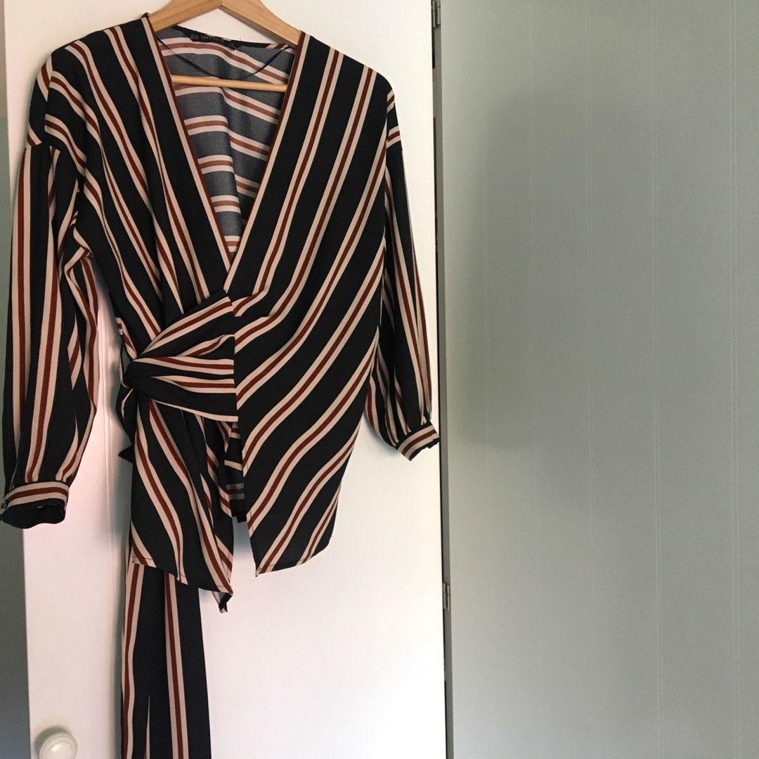 Randing blus Zara stl XS • Tise