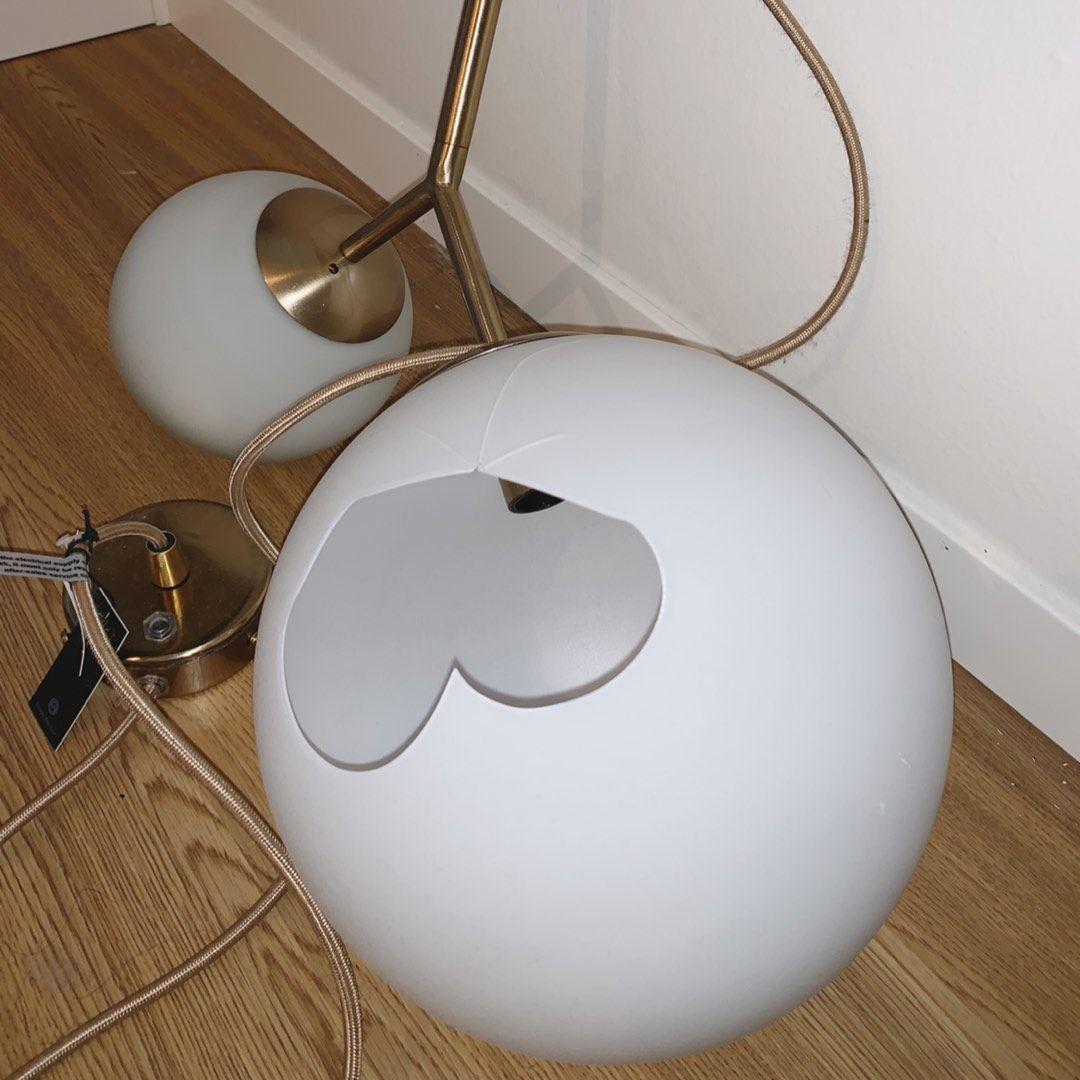Twice lampe • Tise