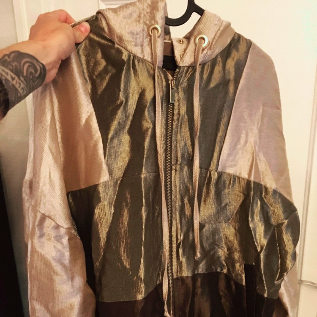 Ny jakke fra Zara • Tise