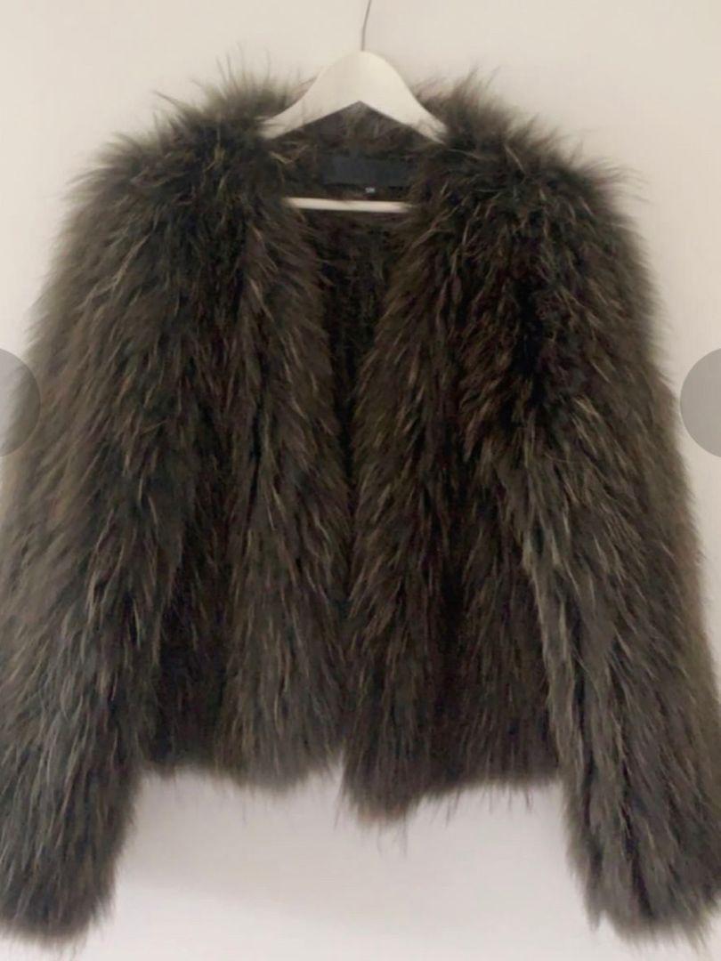 Meotine Racoon jakke SM • Tise