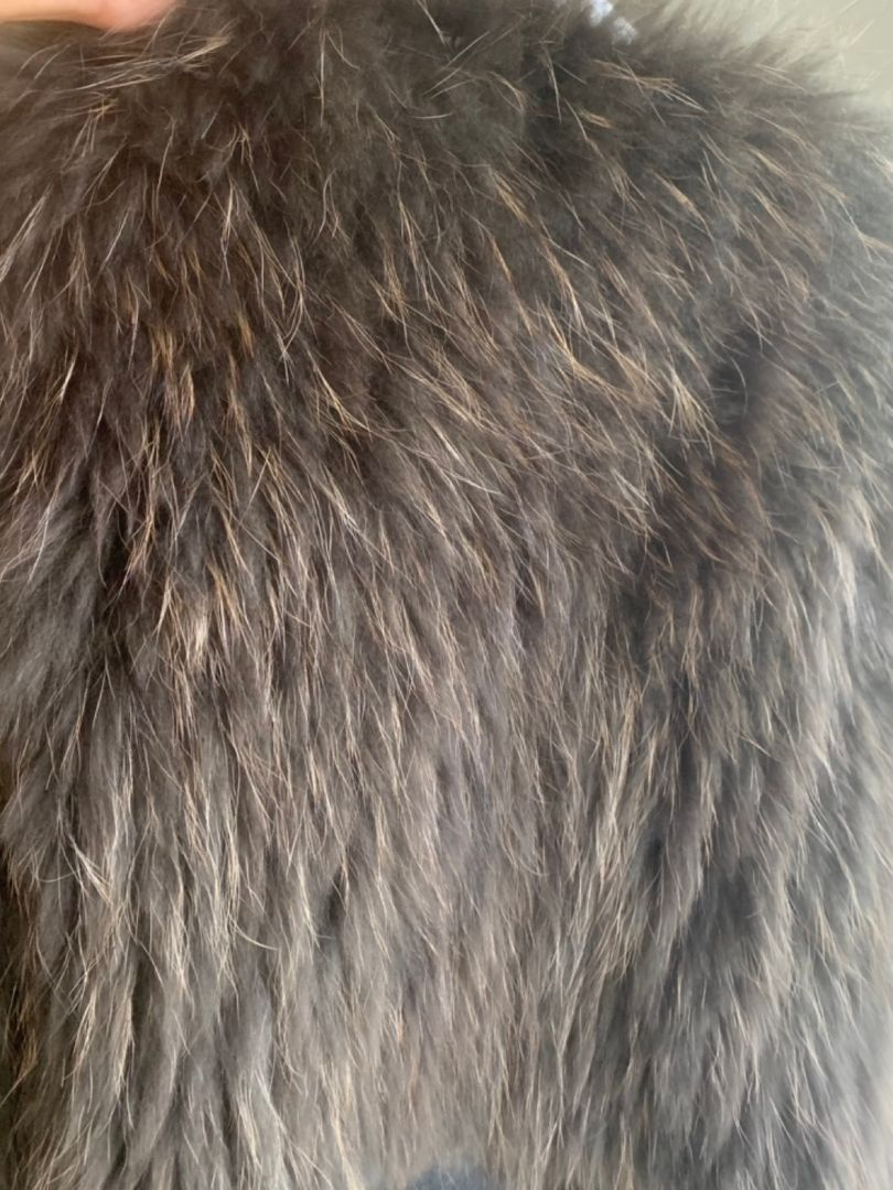 meotine racoon jakke