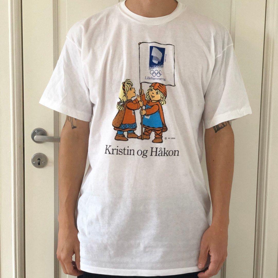 OL 94 t skjorte • Tise