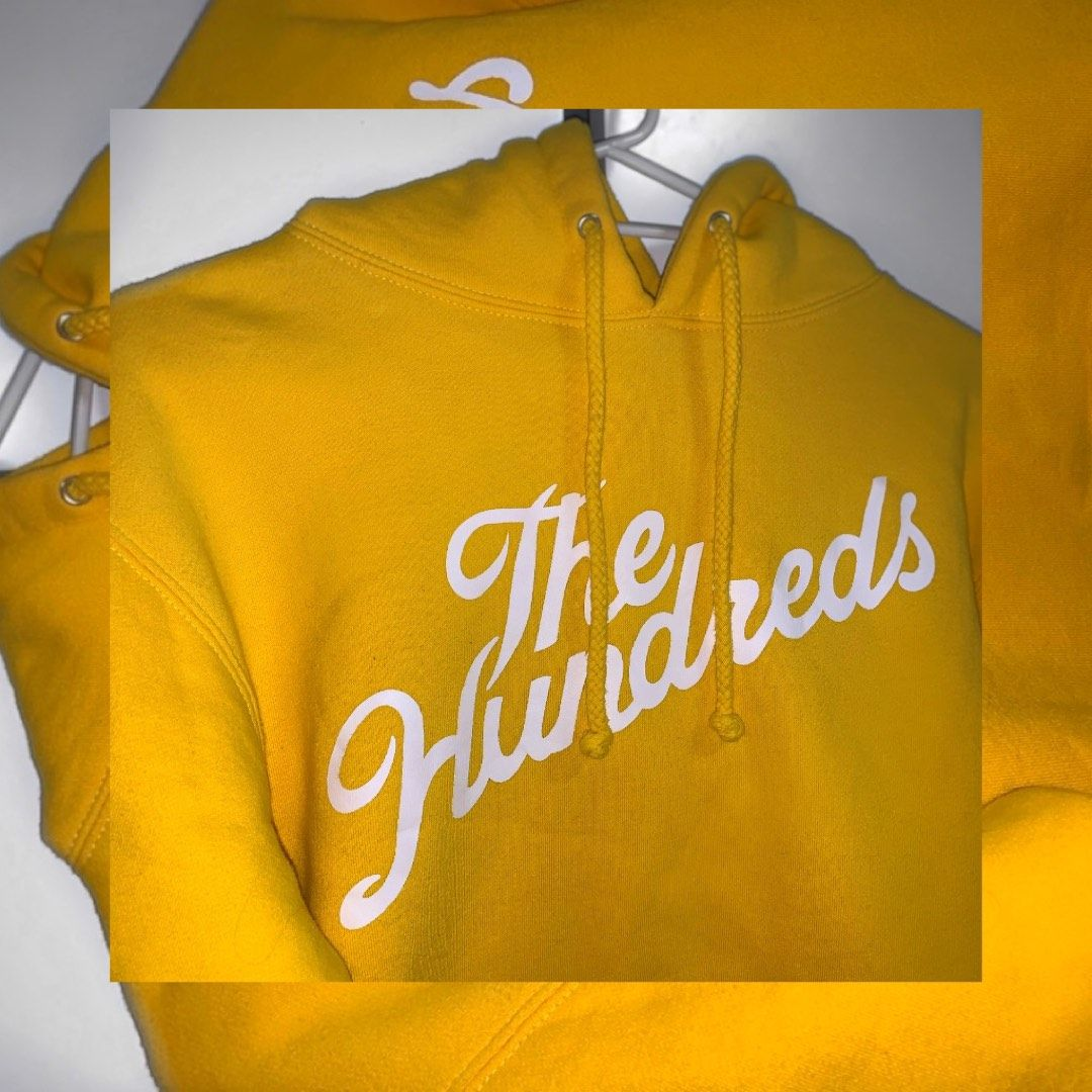 the hundreds genser gul