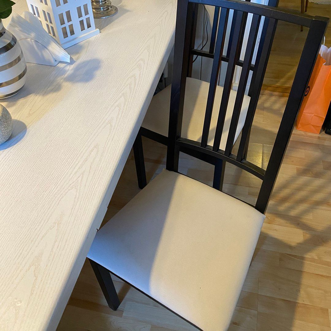 Picture of: Ikea Spisestuestoler Tise