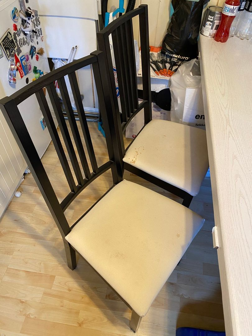 Ikea Spisestuestoler Tise
