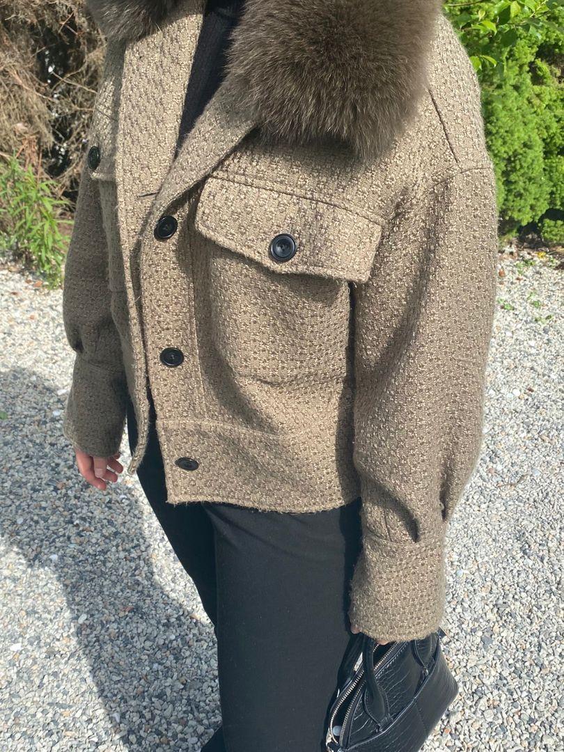 Meotine charlie jakke • Tise