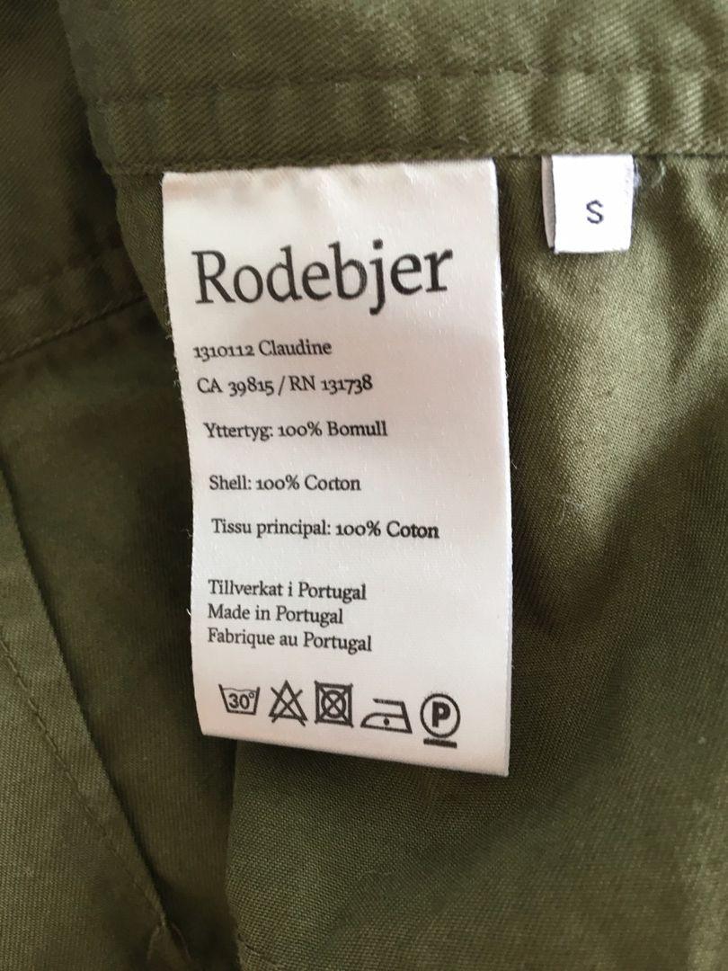 Rodebjer jakke • Tise