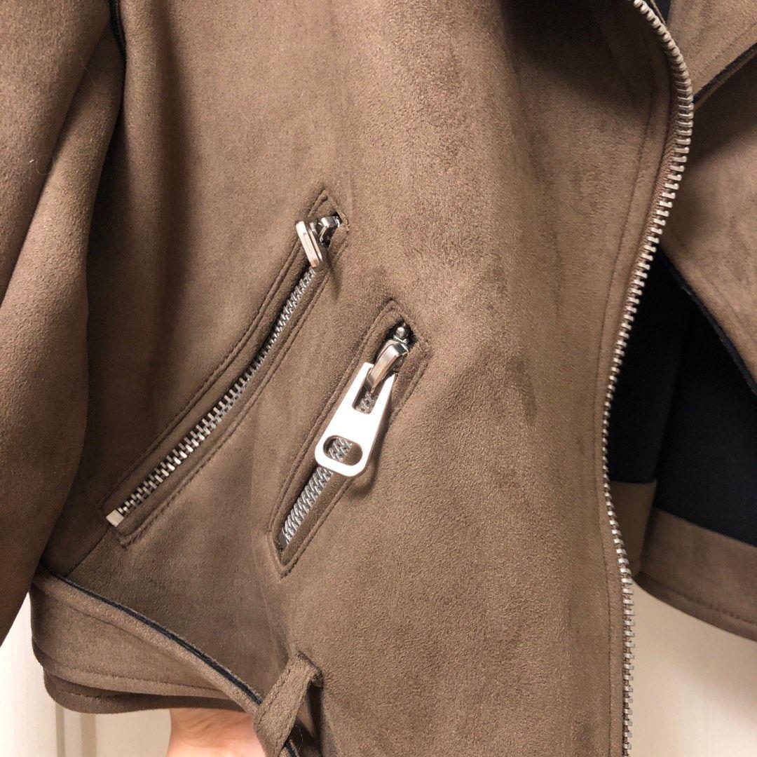 Zara semsket jakke • Tise