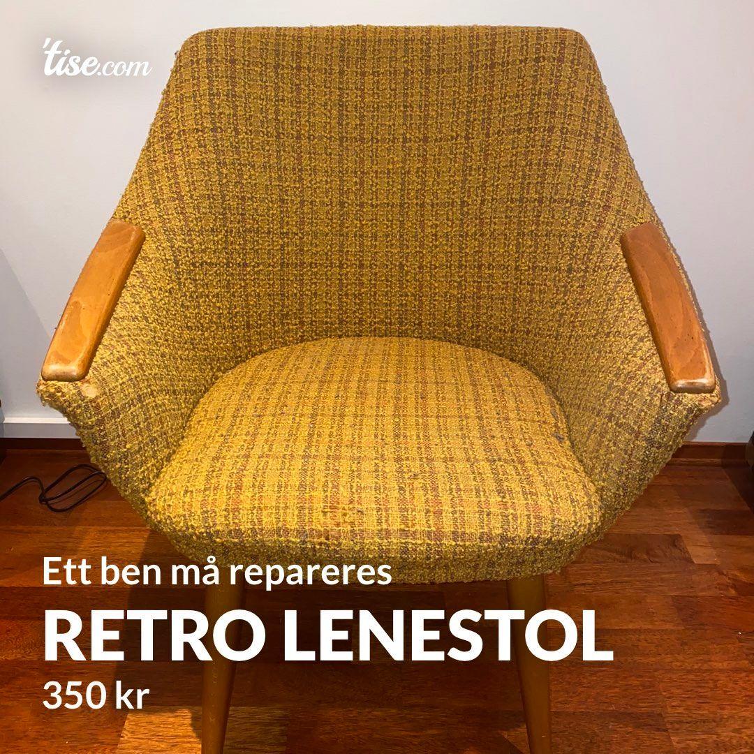 Retro Lenestol Selges